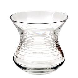 Florero Strombos Cristal de Sèvres