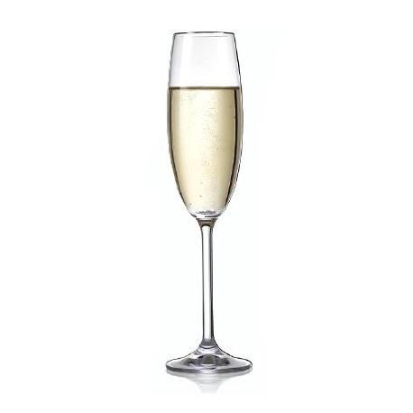 Copa flauta champagne Maxima Bohemia