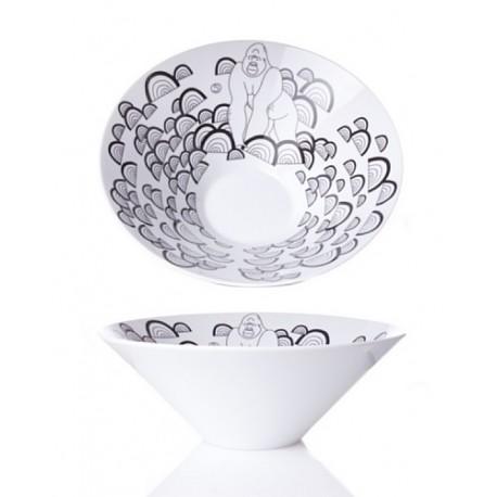Bowl Animaux Toujours-Cristal de Sèvres