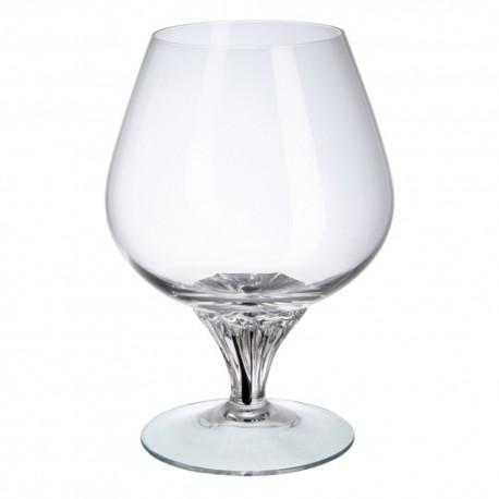 Set de 6 copas coñac Acuario Bohemia