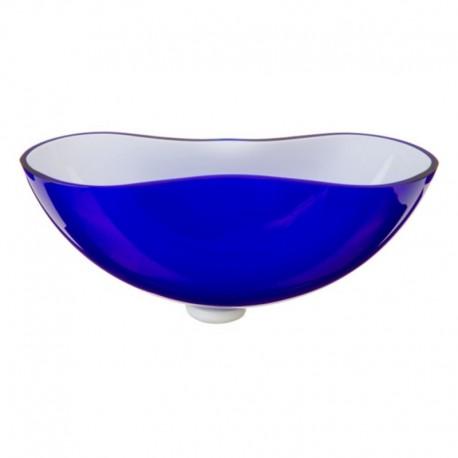 Bowl Energy azul Cristal de Bohemia