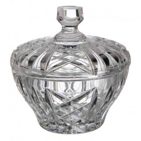 Bombonera tallada Cristal de Bohemia