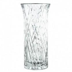 florero tallado 5533 bohemia art cristal de bohemia - Jarrones De Cristal