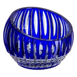 Florero Denver azul 16 cm Bohemia
