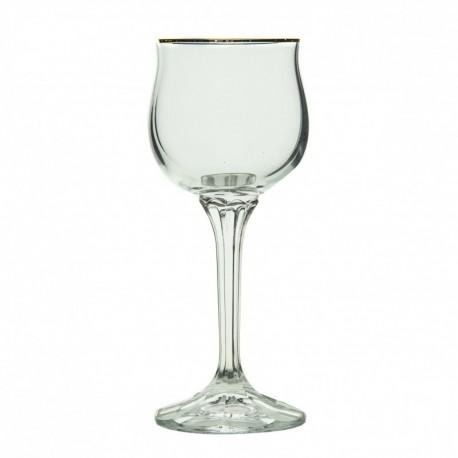 Copa de vino Diana Oro Bohemia
