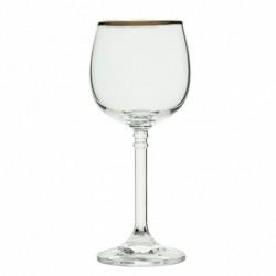 Copa de vino Isabel Oro Bohemia