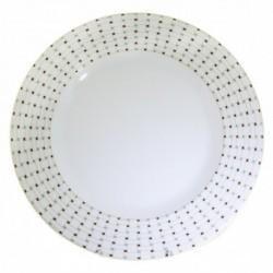 Plato de presentación Marine Cristal de Sevres