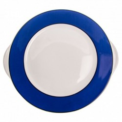 Fuente Pastelera Cairo Azul Thun Bohemia