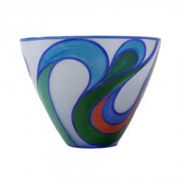 Centro de mesa AZTEC azul