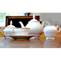 Juego de té 27 piezas BERNADOTTE Oro