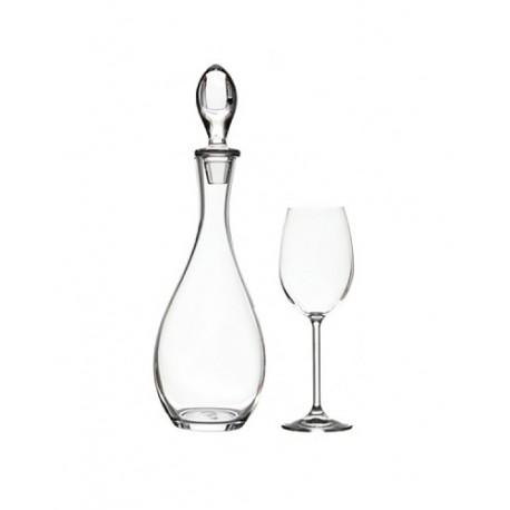 Juego de vino 7 piezas Maxima